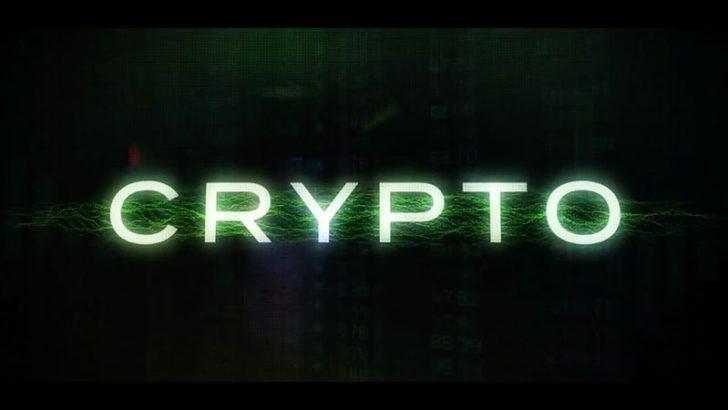 ビットコイン主題のハリウッド映画「CRYPTO」トレイラームービー公開|4月から上映開始