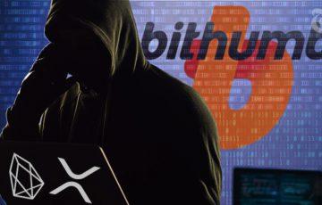 【速報】ハッキングでXRP・EOS「約21億円相当」が流出:韓国大手仮想通貨取引所Bithumb