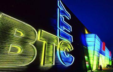 仮想通貨が使える大型ショッピングモール「BTC City」すでに100店舗が対応:スロベニア