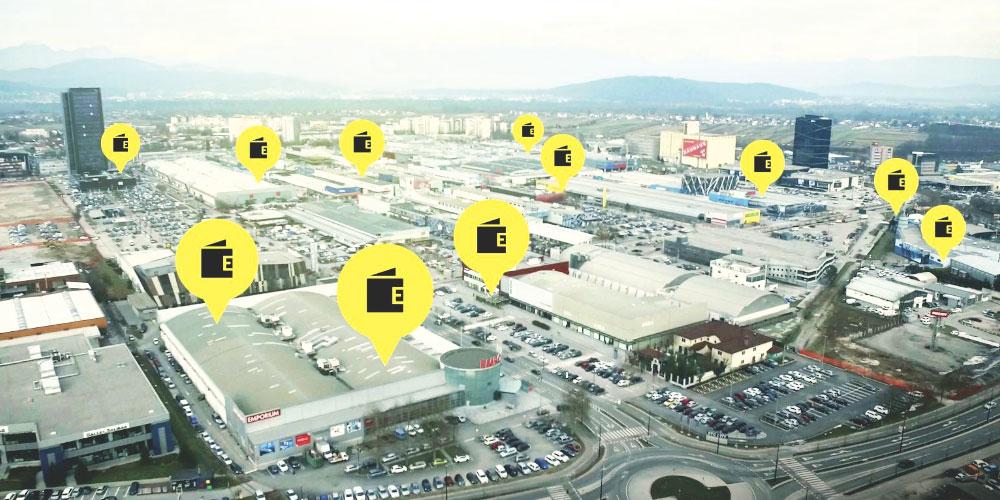 BTC cityの仮想通貨決済対応店舗(画像:bitcoin.com)