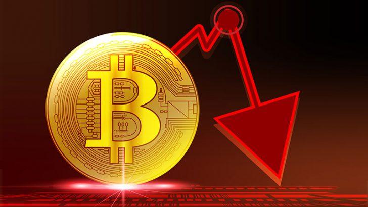 ビットコイン価格下落再び、44万円以下の可能性も|Weiss Ratings「買われ過ぎ」と警告
