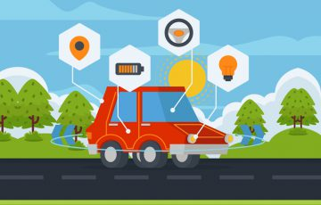 EV車やブロックチェーンで過疎地の「交通・エネルギー問題」解決:TIS×INDETAIL