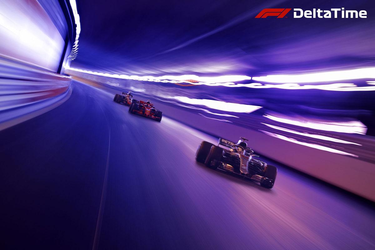 F1-Delta-Time