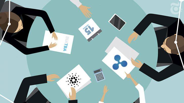 Ripple社:CARDANO財団なども加盟する「ブロックチェーン国際標準化協会」に参加