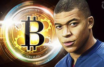 フランス代表FW「Mbappe(ムバッペ)」選手がビットコインを要求|意味深ツイートの真相とは