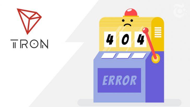 TRON財団:ギャンブル系DAppsで「日本IPアドレスのブロック」を提案|国内規制準拠へ