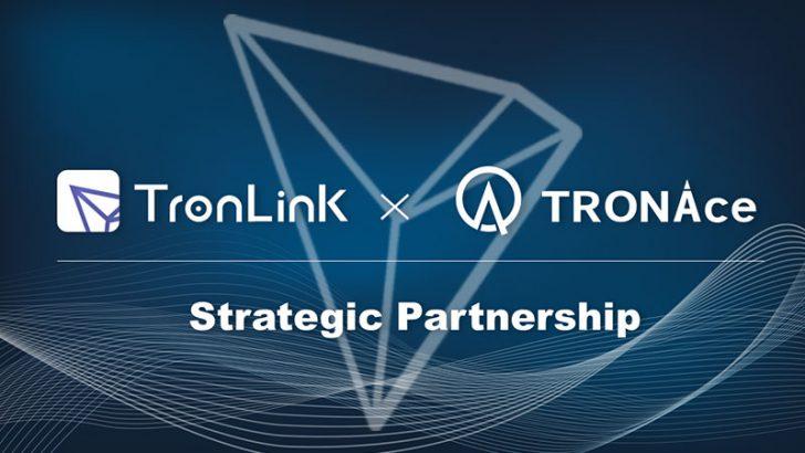 分散型ゲームプラットフォーム「TRON Ace」トロン公式ウォレットと提携|全面サポートを獲得