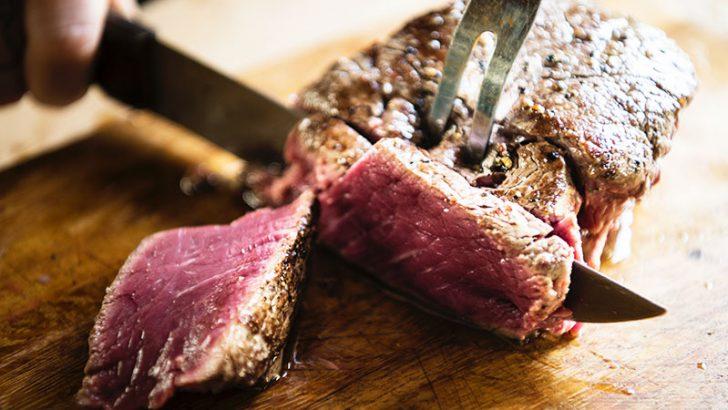 米ステーキハウス「ブロックチェーン導入計画」を発表|QRコードで牛肉の情報確認が可能に