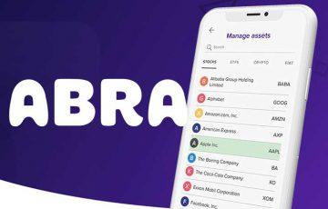 ビットコインで「株式・ETF」に簡単投資|仮想通貨ウォレットアプリ:Abra(アブラ)