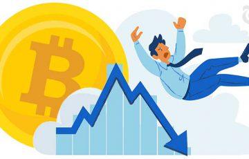 ビットコイン、100万円到達目前で急落|再度「大幅な下落」が起こる可能性も