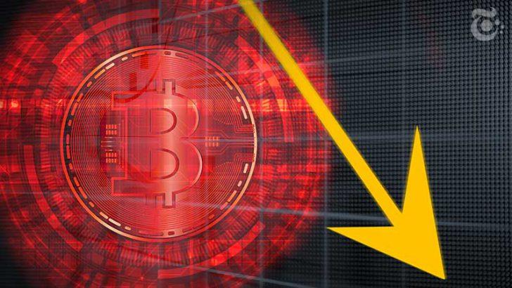 ビットコイン(BTC)価格「再び下落」今後どこまで下がるのか?
