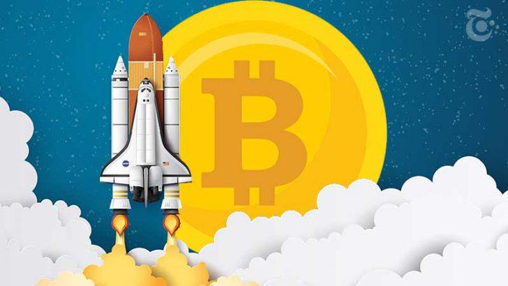 ビットコイン価格「220万円」まで急上昇の可能性も|100万円から一気に最高値更新か?