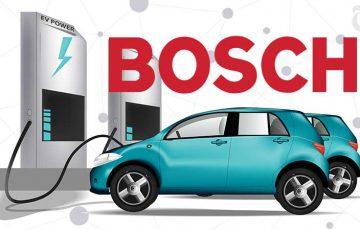 ブロックチェーン活用した「電動車(EV)充電システム」を発表|Bosch(ボッシュ)