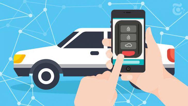 ブロックチェーン活用した自動車向けの「デジタルキー」を開発:アルプスアルパイン