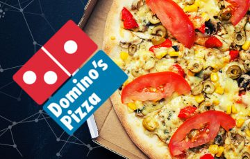 ドミノ・ピザ:ブロックチェーンとAIで「業務効率化」へ|SingularityNETと提携