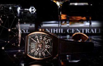 フランクミュラー:世界初のビットコイン腕時計「Encrypto」を発売