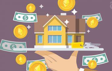 ブロックチェーン活用した「住宅ローン」サービス提供へ|Ethereumで家をトークン化