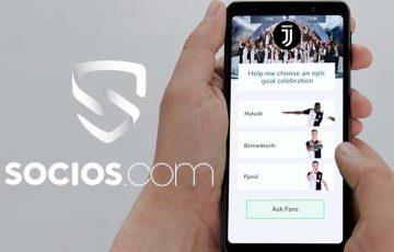仮想通貨でサッカーファンと選手を繋ぐ「Socios.com」プロモーション動画を公開