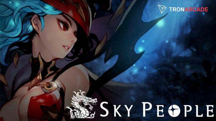 トロン(Tron/TRX)韓国のゲームスタジオ「SkyPeople」と提携|新たなRPG開発中