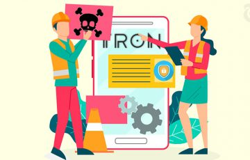 トロン財団:TRXネットワークの「重大な脆弱性」を報告|アクセス不能の危機を回避