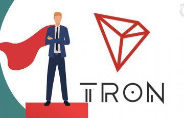 Tron(TRX)時価総額トップ「10位」ランクイン|分散型ストレージシステム「BTFS」公開迫る