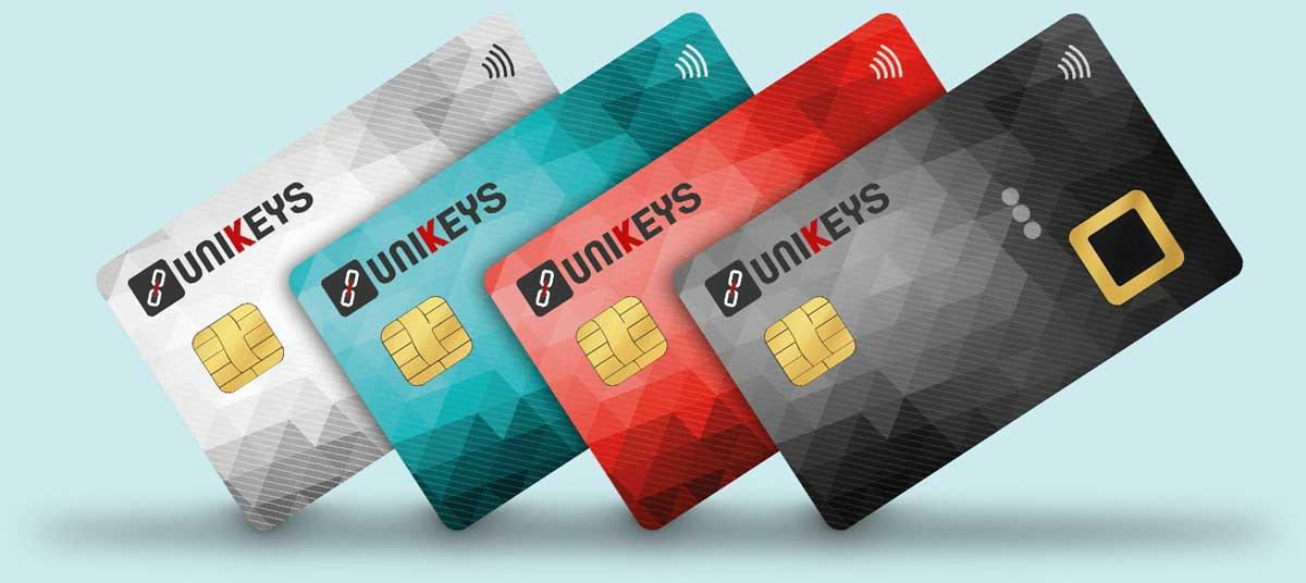 UKey-card