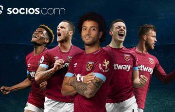 ブロックチェーンで「ファン参加型」チーム運営へ:West Ham United FC ー ロンドン