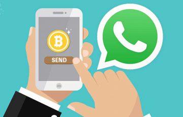ユーザー数15億人!メッセージアプリ「WhatsApp」で暗号資産が送金可能に