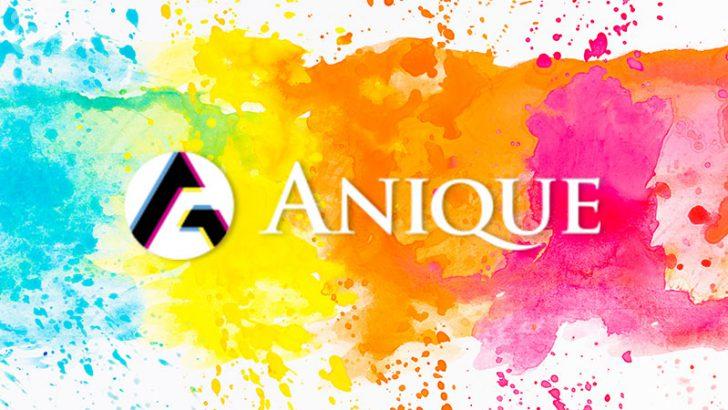Anique(アニーク)とは?ブロックチェーンで人気アニメの「アートワーク所有権」取引