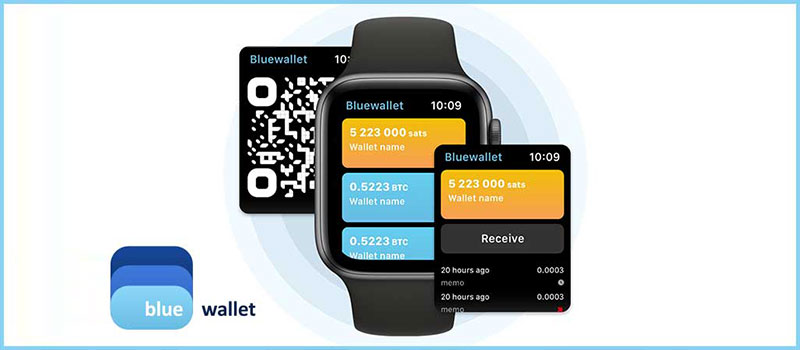 bluewallet-Applewatch