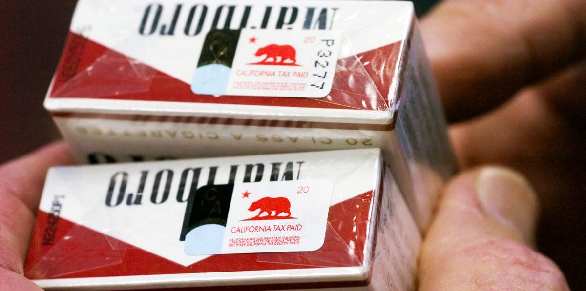タバコの納税印紙(画像参照元:surety1.com)