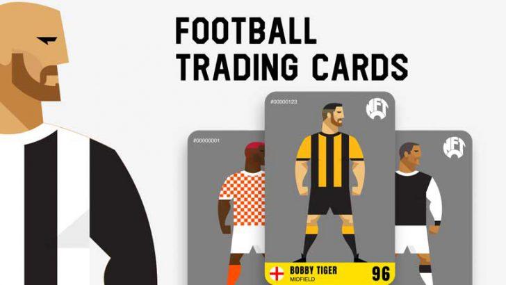 ブロックチェーン・カードゲーム「Nifty Football」サッカー選手トークンをETHで取引