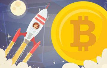 ビットコイン、FOMO発動ライン「1万ドル」をついに突破|予想される次の動きは?