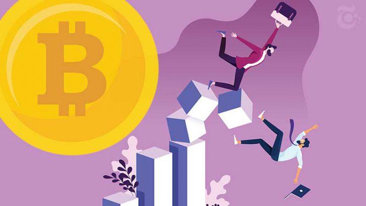 再び「100万円下回る」可能性も?ビットコイン価格、わずか1日で「26%急落」