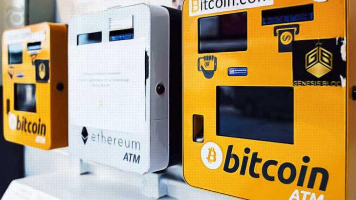 仮想通貨ATM、世界で「5,000台」を突破|日本の設置場所・台数は?