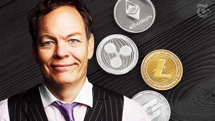 フェイスブック独自通貨の衝撃|XRP含むアルトコインは「ほぼ不要」に:Max Keiser