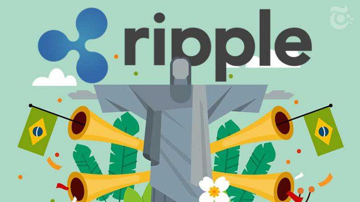 Ripple(リップル)南米地域での市場拡大に向け「ブラジル」に新オフィス設立