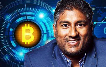 ビットコイン「100万円」突破近い|さらなる価格上昇を予想:Civic CEO