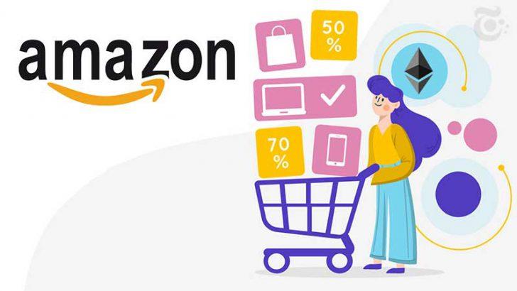 イーサリアムが「Amazon」で使えるブラウザ拡張機能開発へ|仮想通貨決済企業CLIC