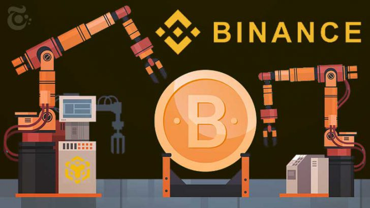 バイナンス:独自ステーブルコイン「Binance GBP」発行へ|今後2ヶ月以内に予定