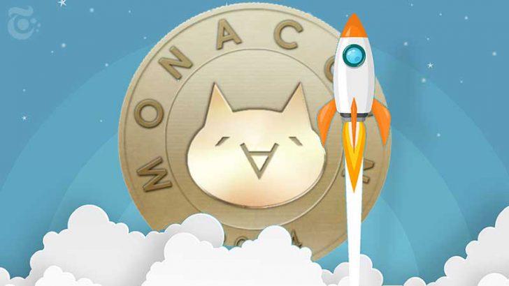 モナコイン(MONA)価格急騰中|コインチェックで取扱い開始