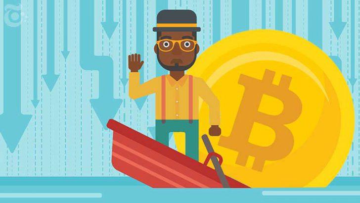 ビットコイン価格「1万ドル」割り込む|下落相場「2〜3週間」続く可能性も