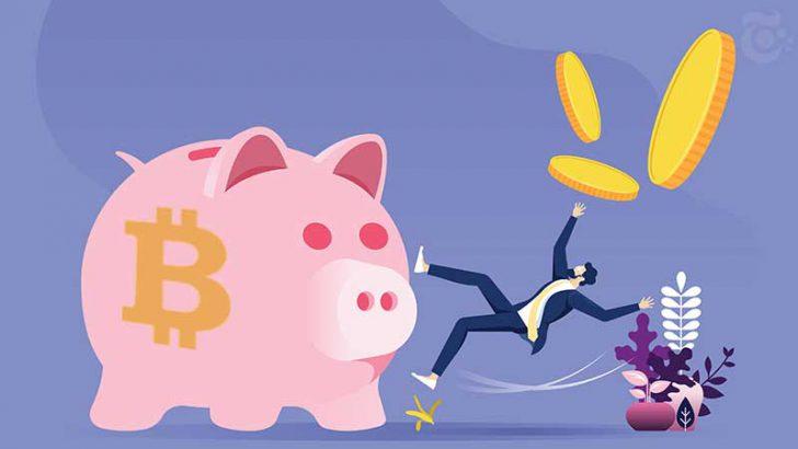 下落相場は今後も続く?ビットコイン価格、再び「110万円台」に急落