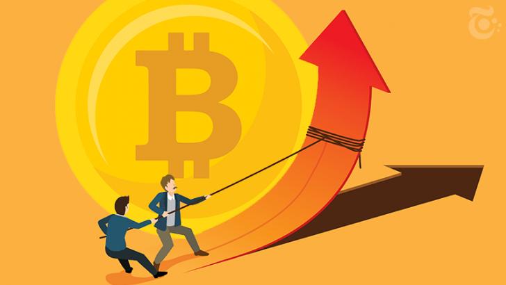 ビットコイン、わずか半日で「20%」上昇|価格調整は終了したのか?
