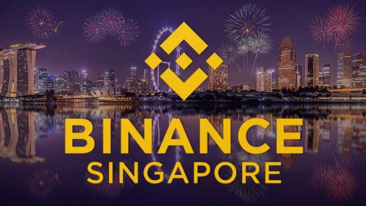 仮想通貨取引所「Binance Singapore」正式に公開|ビットコインなど3銘柄から提供開始