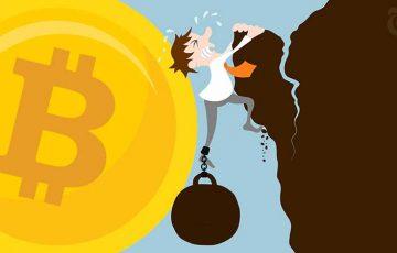 【アナリスト予想】ビットコイン価格、1万ドルから「さらに25%下落」の可能性