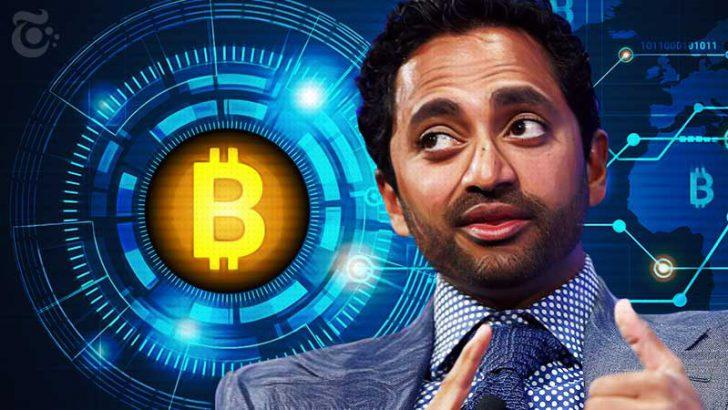 ビットコインは「唯一無二のヘッジ手段」金融市場のリスク対策に最適:Social Capital CEO