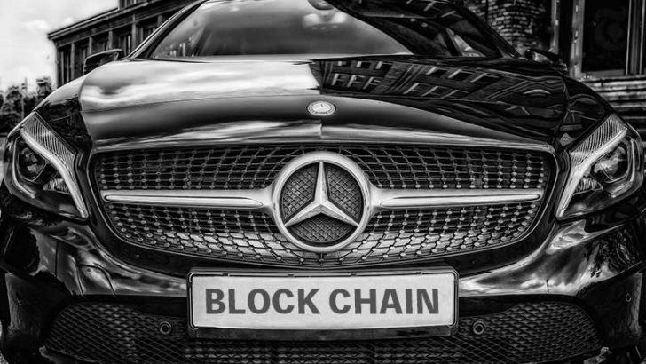 ダイムラー:ブロックチェーンベースの「自動車向けハードウェアウォレット」を開発