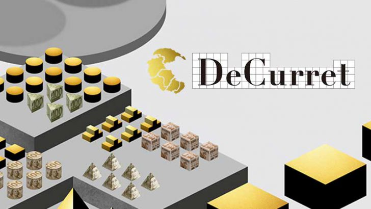 DeCurret:仮想通貨決済プラットフォーム開発に向け「総額34億円」の資金調達