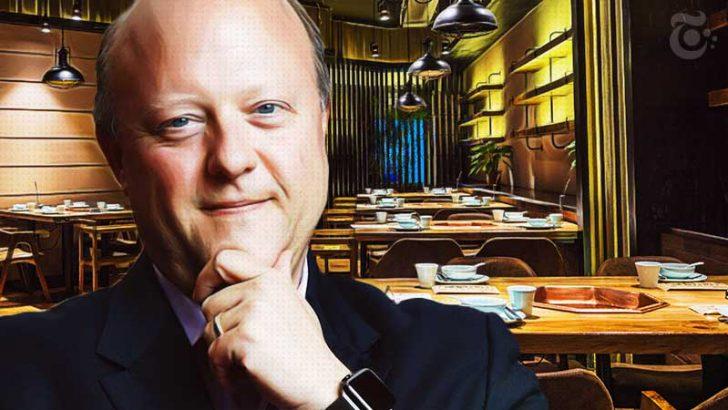 仮想通貨決済企業Circle社CEO「バフェットランチ」参加へ